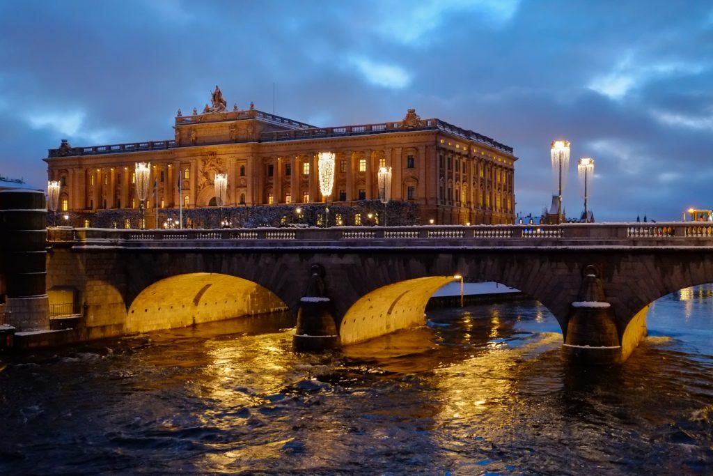 Opéra de Stockholm, Suède, Scandinavie