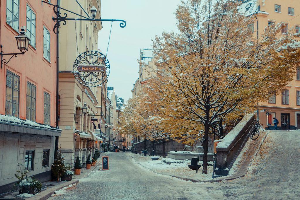 Gamla Stan, Stockholm, Suède - Scandinavie