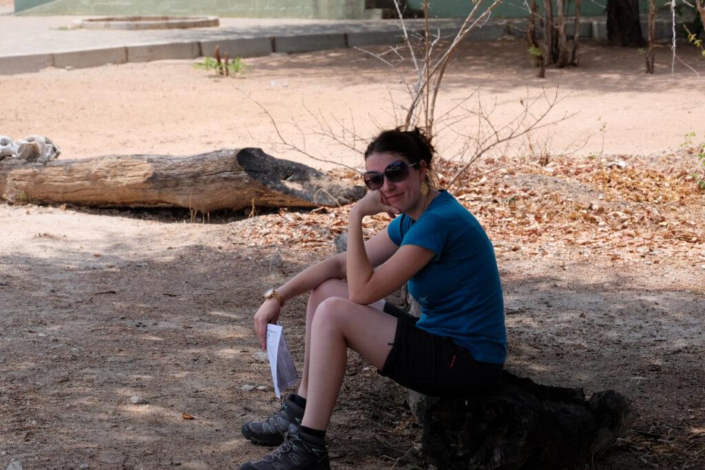 Parc national de Bwabwata, Namibie