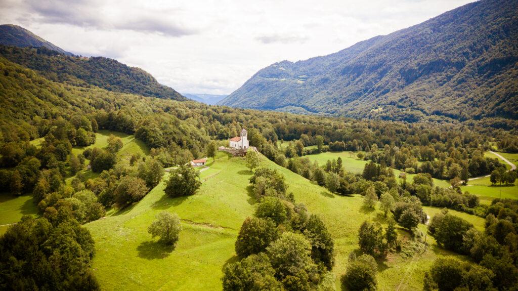 Vallée de la Soca, Slovénie