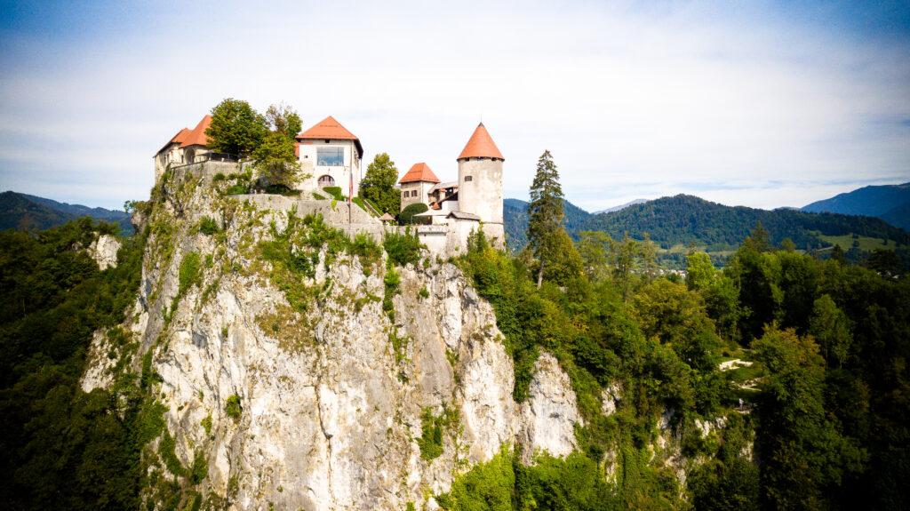 Château de Bled, Slovénie