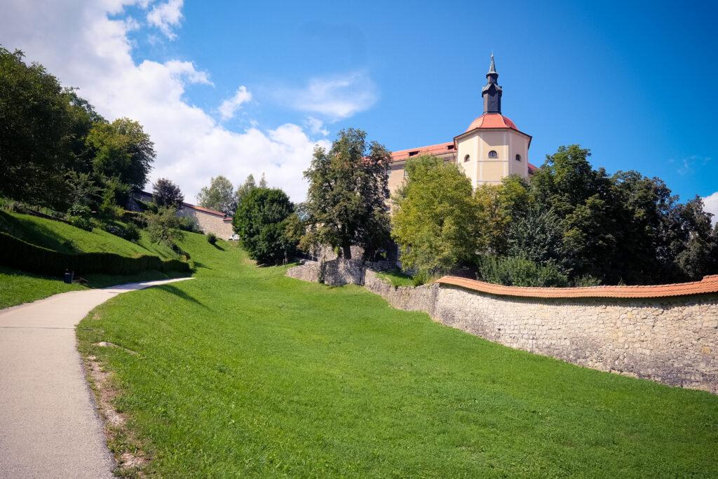 Château de Skofja Loka, Slovénie