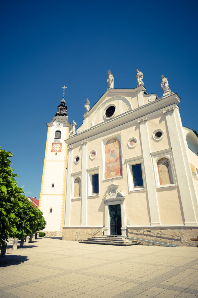 Kamnik, Slovénie