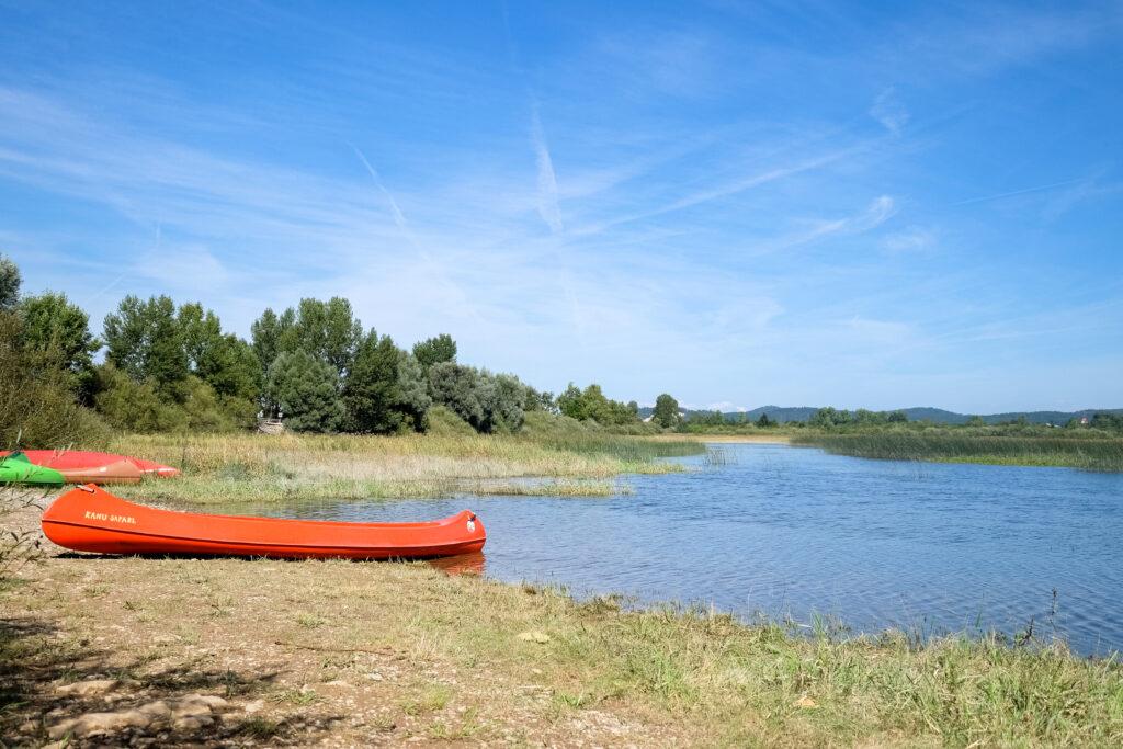 Lac intermittent de Cerknica, Slovénie