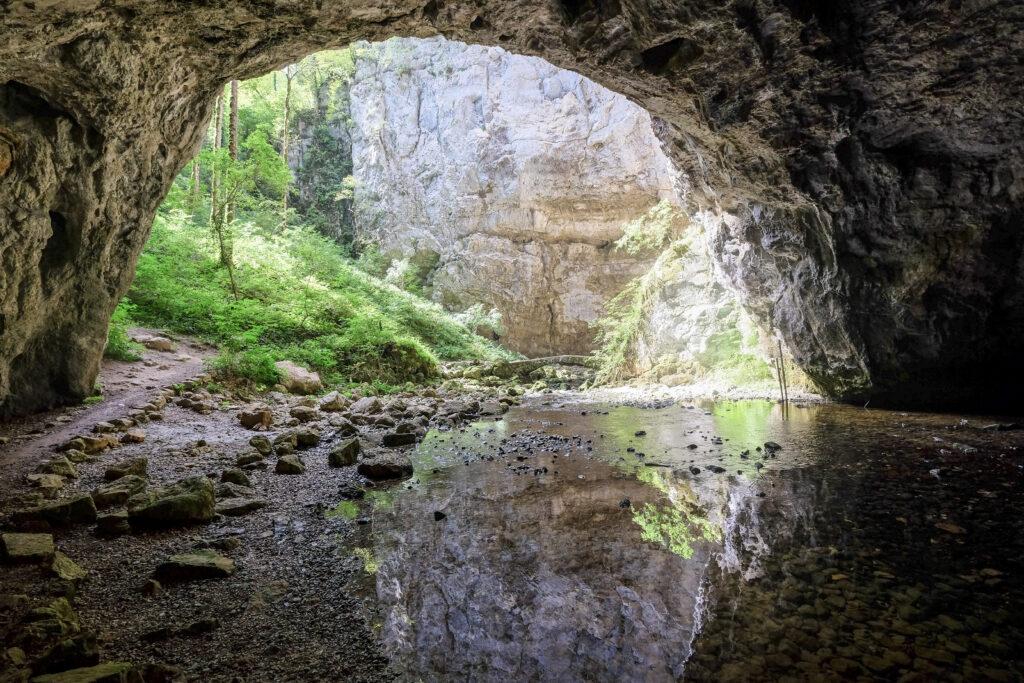 Grottes Rakov Skocjan, Slovénie