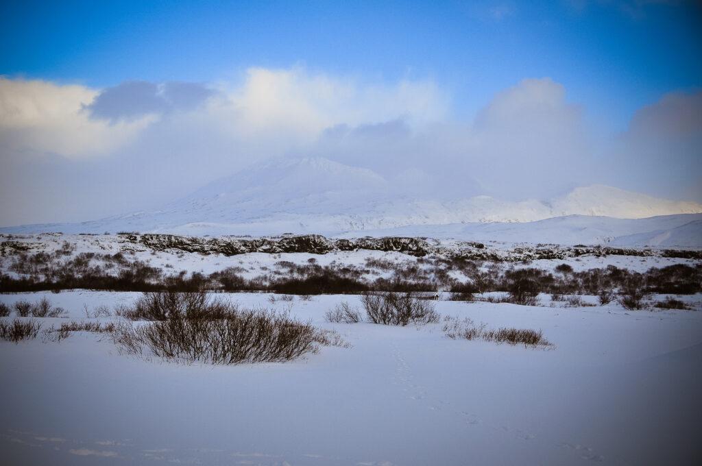 Parc de Thingvellir, Islande