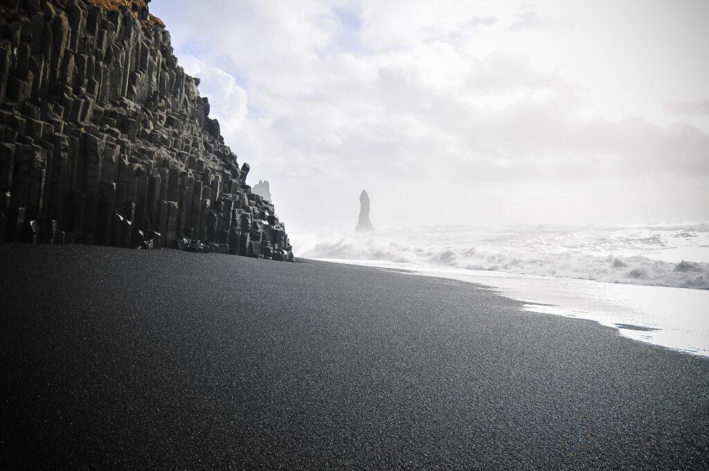 Rocher de Vik, Reynisfjara, Islande