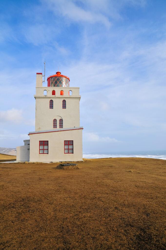 cap de Dyrholaey, Islande